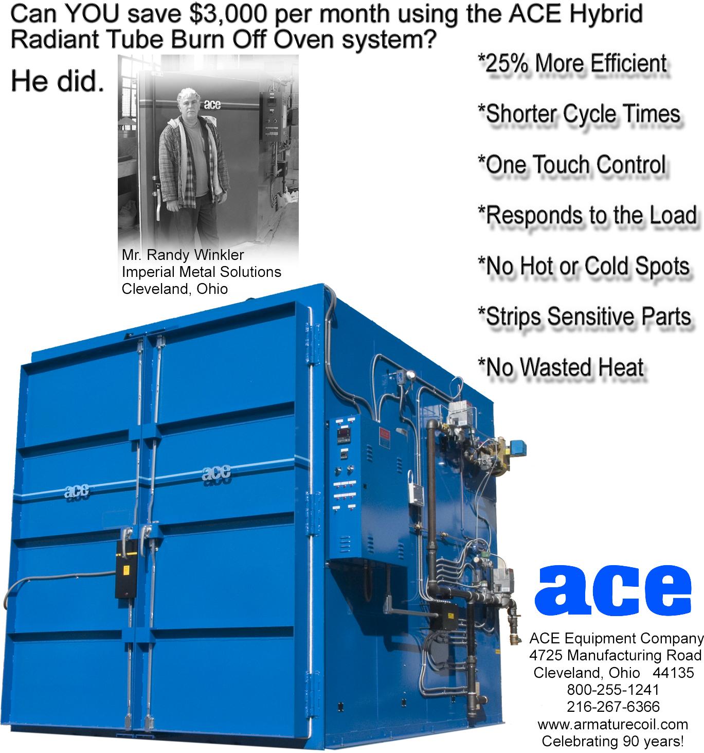 Burn Off Oven Testimonial