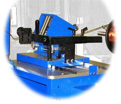 Armature coil equipment Rashidafoy