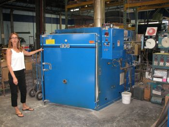 Image Gallery Of Parts Cleaning Burn Off Ovens By Ace