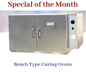 BENCH TYPE CURING OVENS