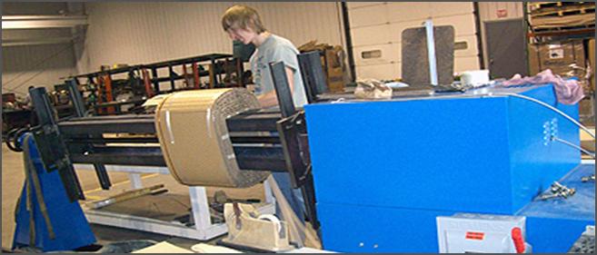 Heavy Duty Transformer Coil Winding Equipment