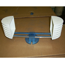 Coil Winding Head Model 15-T