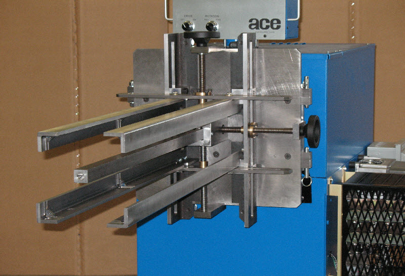 Coil Winding Heads and Coil Winding Former by ACE Equipment