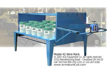 model 41 & 42 wire rack