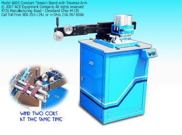 electro pneumatic constant tention device