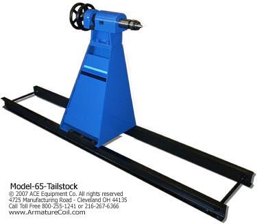 model 65&66 tail stock