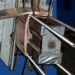 Model 1816 Customer Winding Ccopper Foil