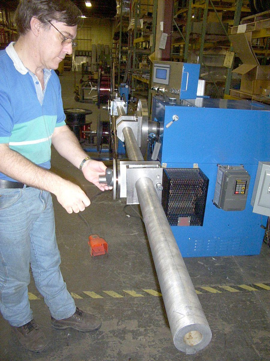 Heavy Duty Loop Winders Model 15HD Loop Bar