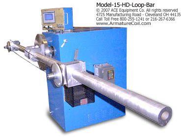 Model 15 HD Loop Winding Bar