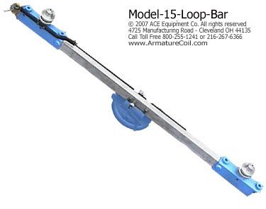 Model 15 Loop Winding Bar