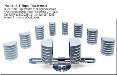 Model 15-t Winding Heads