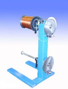 Model 432 2b Double Dereeling and Tension Stand