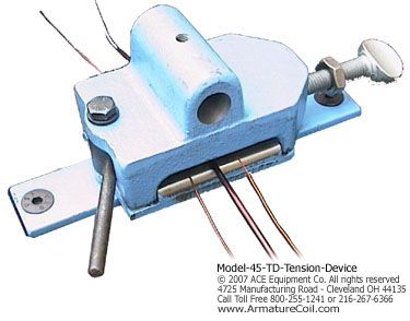 Model 45 TD Tension Device