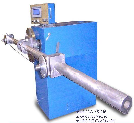 Model HD Coil Winder