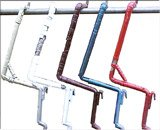 paint and powder coating racks cleaning