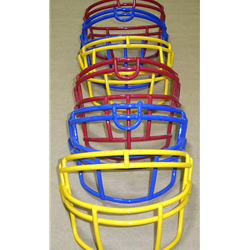 Powder Coated Face Masks Before
