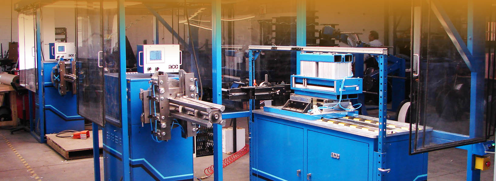Coil Winding System