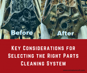 Parts Cleaning System