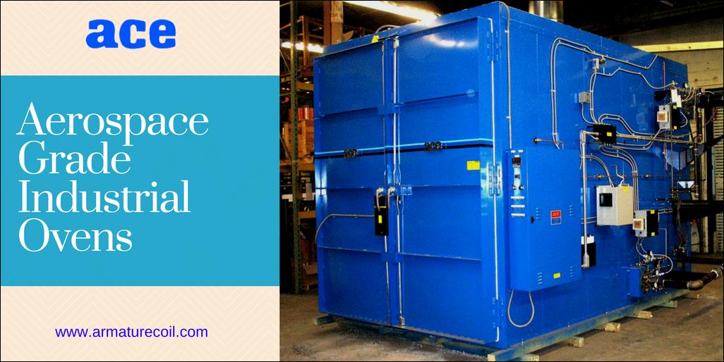Aerospace Grade Industrial Ovens