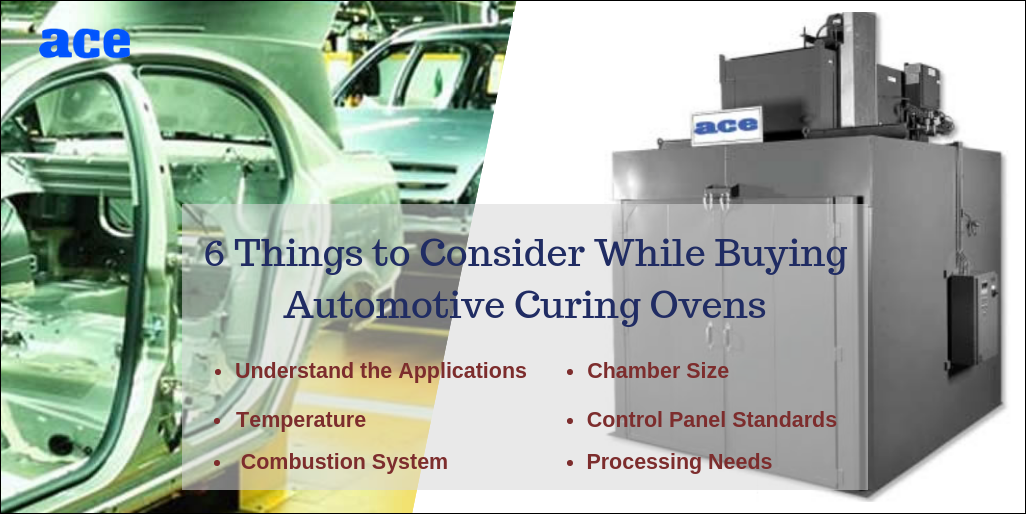 Automotive Curing Ovens